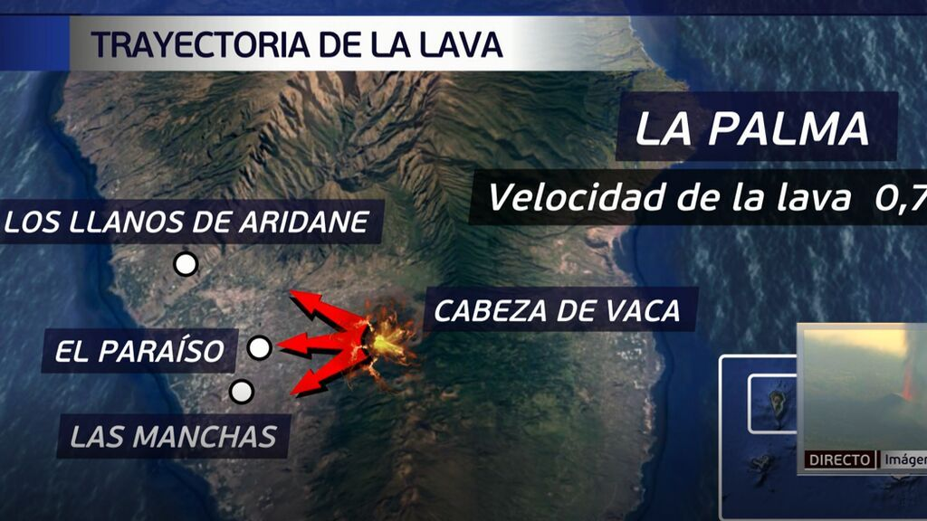 Cuánto durará el volcán de La Palma: los expertos hablan