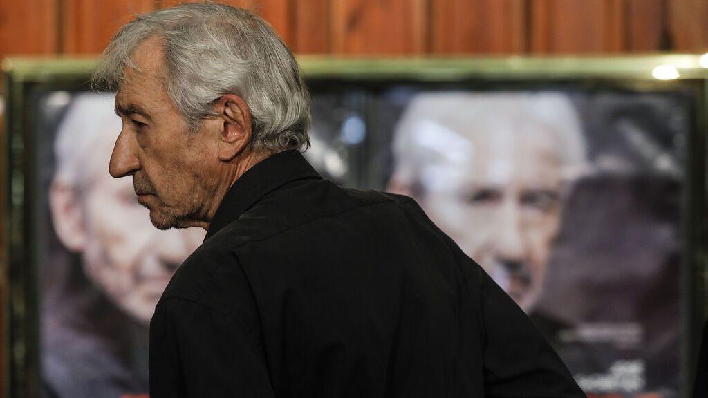 """La anécdota de José Sacristán con su abuela al recibir el Premio Nacional de Cinematografía: """"He vuelto a oírla"""""""