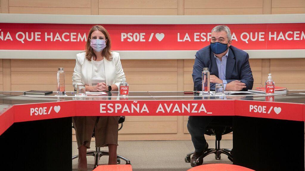"""El PSOE culpa a Vox del discurso del """"odio"""" y de """"avivar el enfrentamiento"""" tras la manifestación de Chueca"""