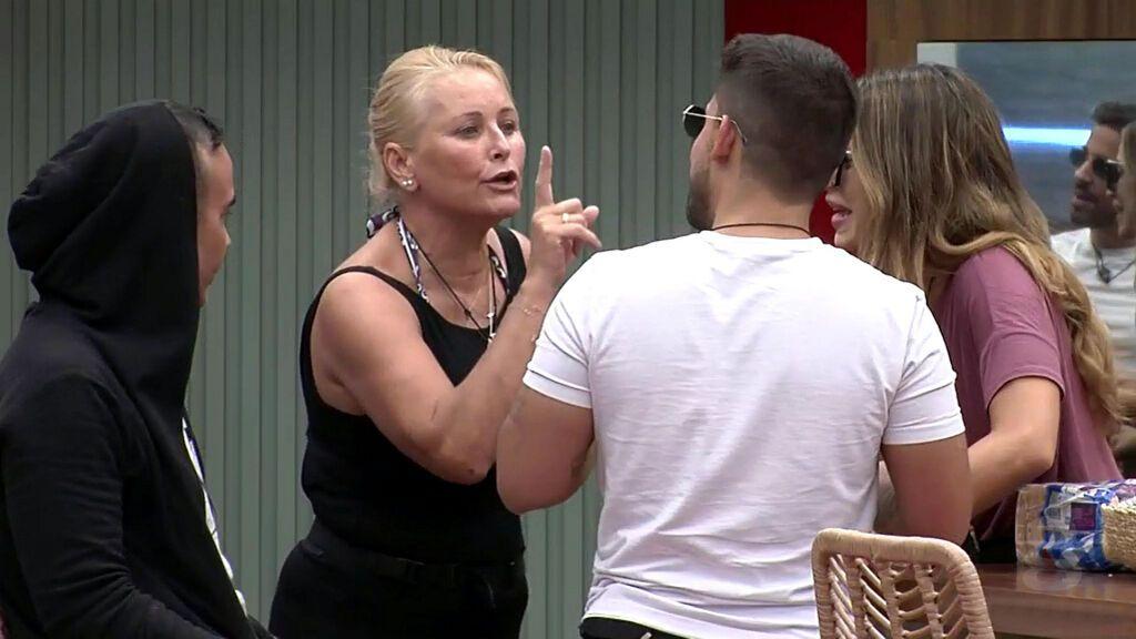 Lucía sustituye a Isabel como principal problema de Miguel en la casa