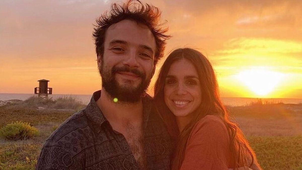 La emotiva boda de Elena Furiase y Gonzalo Sierra: dos vestidos, homenaje a Lola Flores y XX