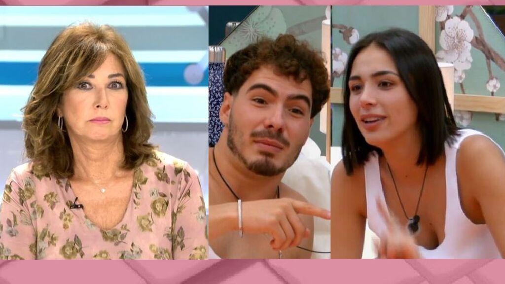 """Ana Rosa, sobre el romance de Sandra Pica y un Gemeliers: """"Tiene una carrera..."""""""