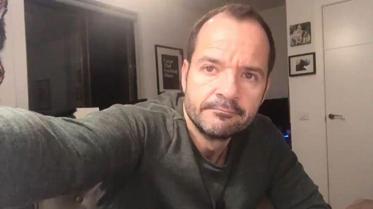 La recomendación de Ángel Martín tras compartir que sufrió un brote psicótico