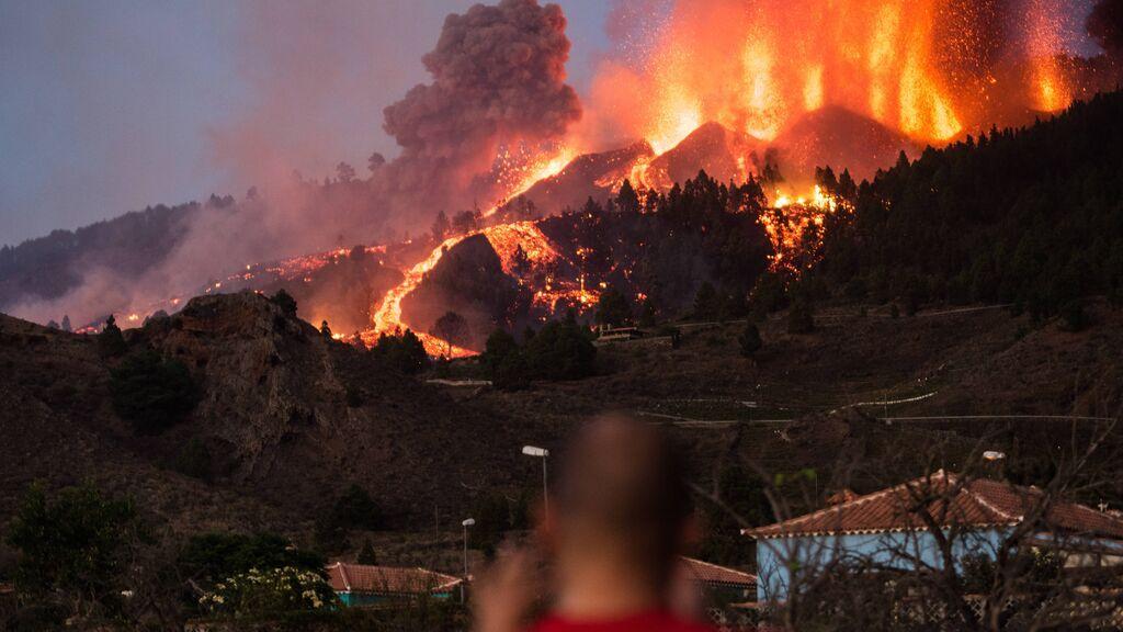 Y al octavo día: estalló el volcán
