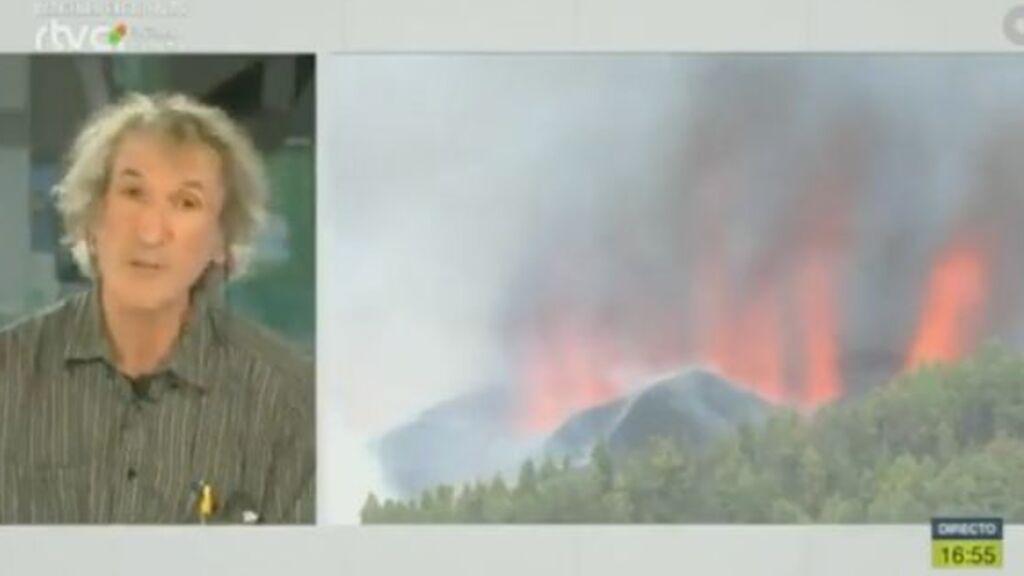 El experto en volcanes del CSIC que se parece y habla como Fernando Simón que arrasa en las redes