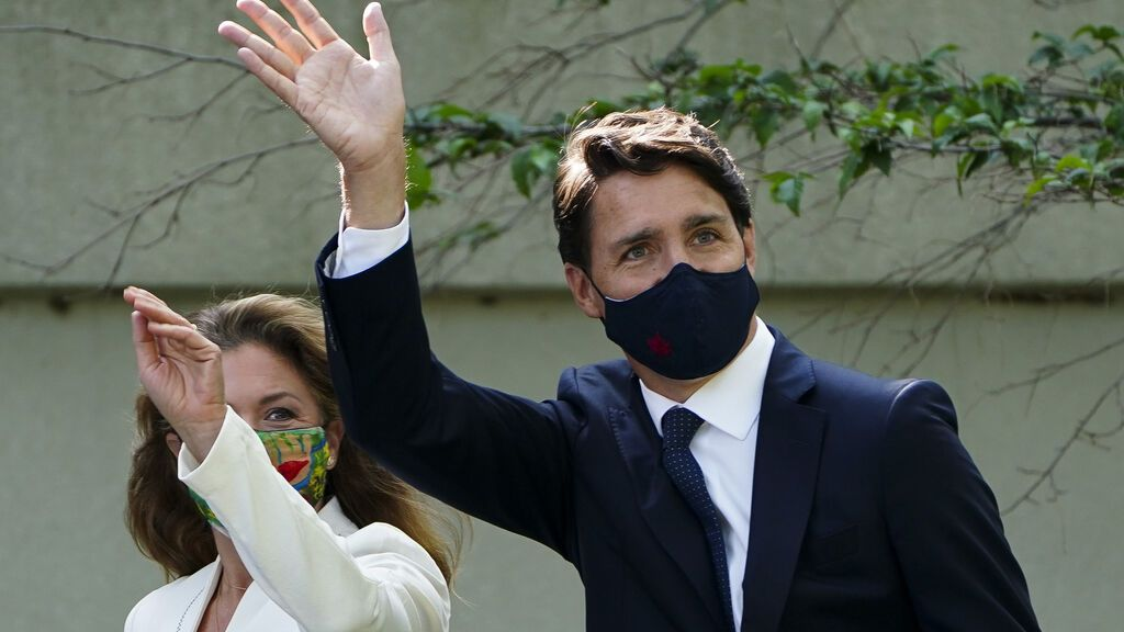 Canadá vota por la continuidad de Trudeau en unas elecciones muy reñidas y marcadas por la pandemia