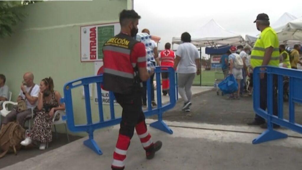 5.000 vecinos desalojados en La Palma