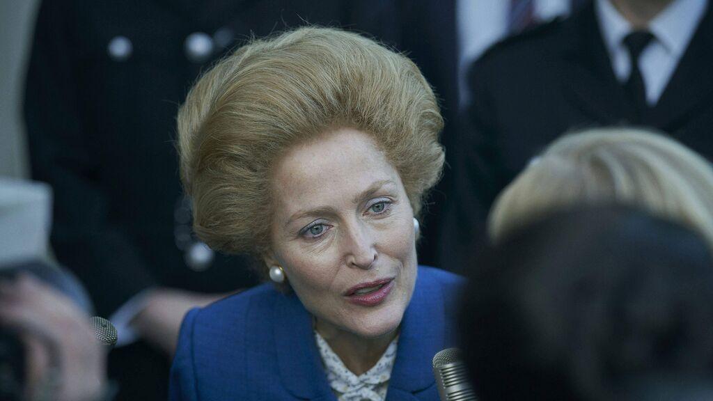 De Scully a Thatcher sin renunciar al misterio: la segunda vida (y el segundo Emmy) de Gillian Anderson