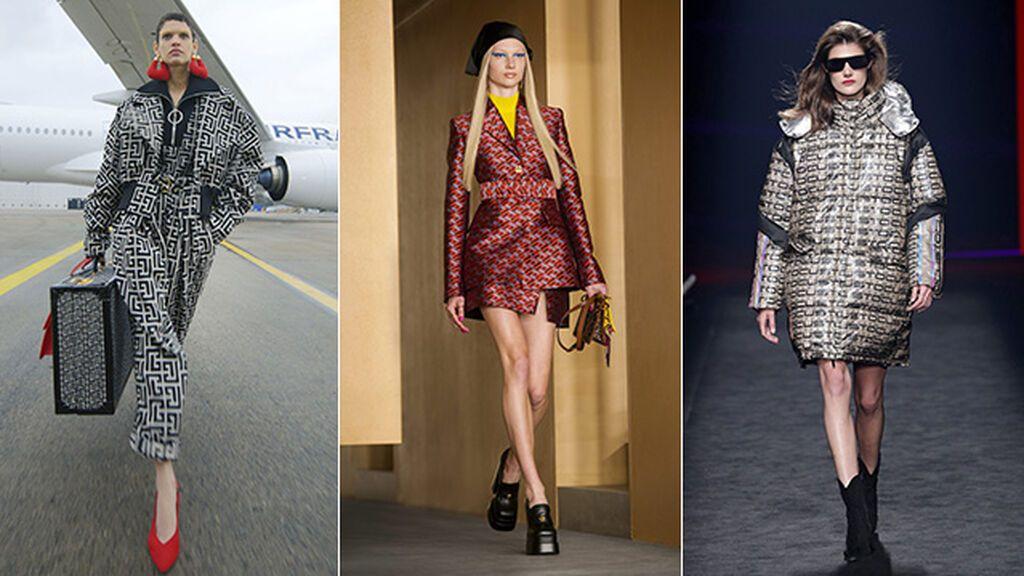 Balmain, Versace y Custo