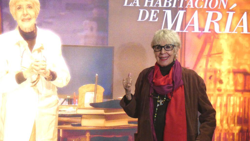 Concha Velasco en 'La habitación de María'