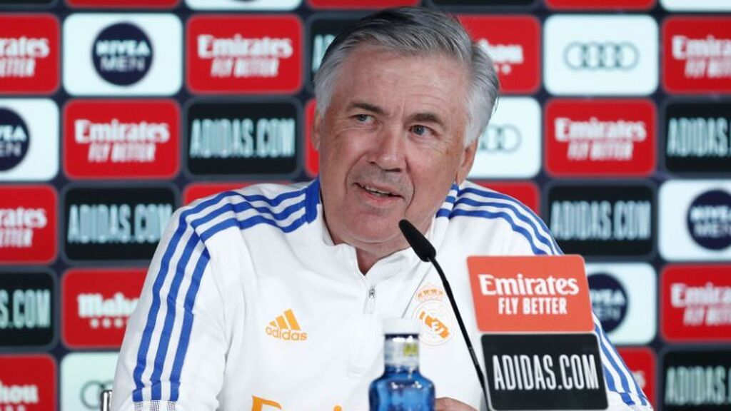 "Carlo Ancelotti: ""Este equipo tiene pelotas"""