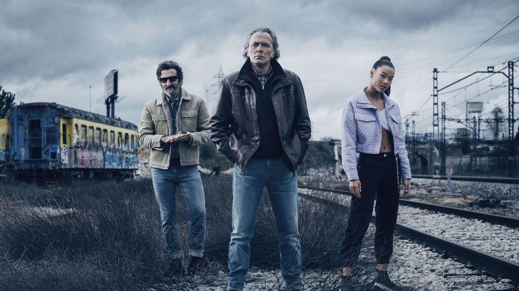 Mediaset España preestrenará la serie 'Entrevías' en la 26º edición del Ourense Film Festival