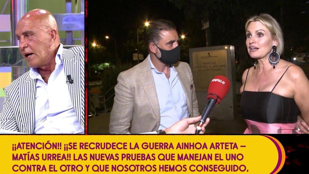 """Kiko Matamoros desvela por qué no habla Matías Urrea: """"Se está jugando la expulsión de la armada"""""""