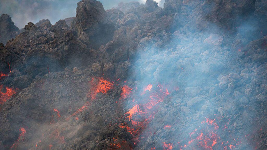 La Palma: ¿Qué pasará cuando la lava se enfríe en contacto con el mar?