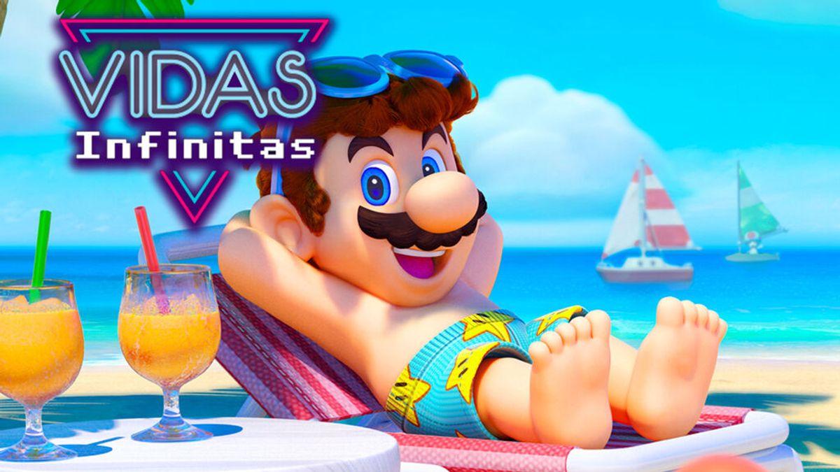 Vidas infinitas #27: El podcast vuelve de vacaciones con muchos juegos