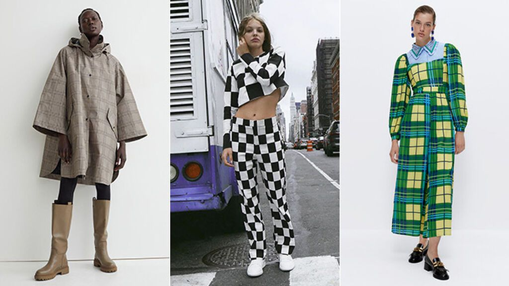 H & M, Zara y Uterqüe