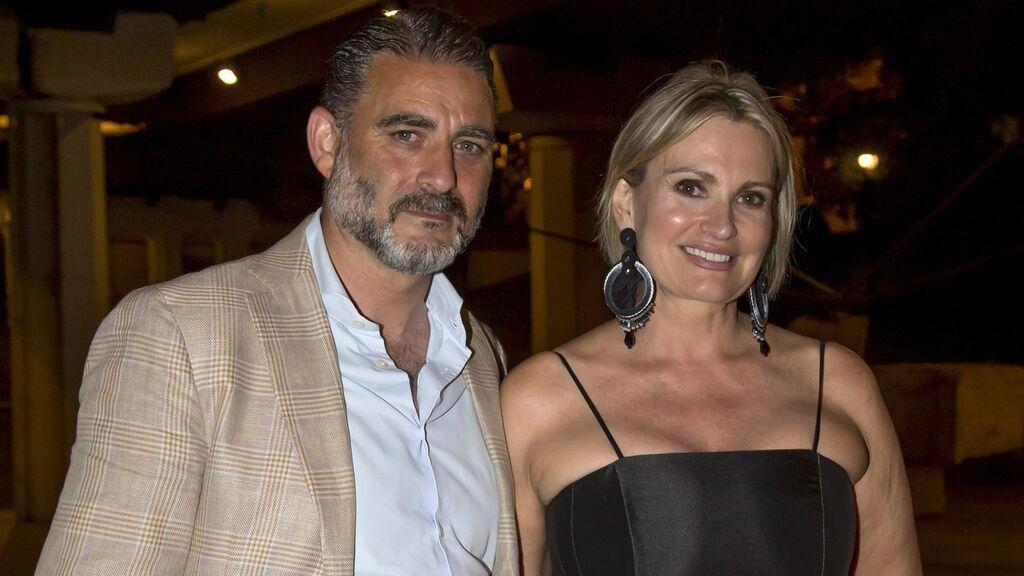 Matías Urrea y Ainhoa Arteta