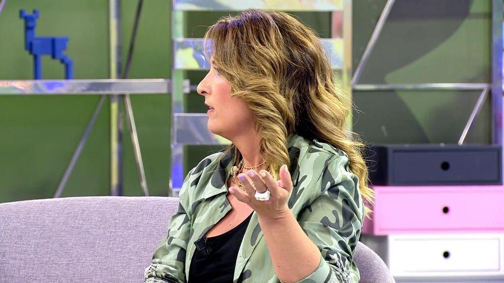 """Laura Fa responde a Chelo Gª Cortés: """"Entiendo que esté enfadada"""""""