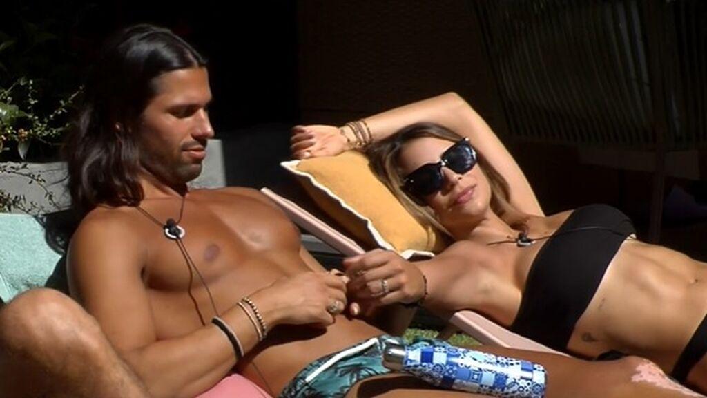 Luca y Cristina