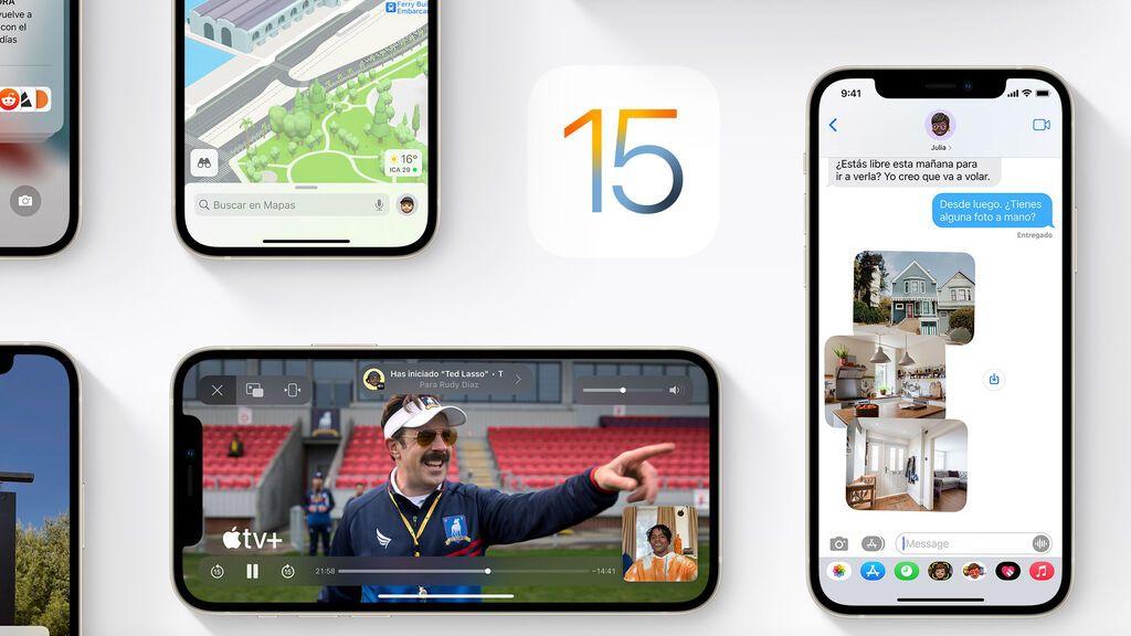 Cómo descargar e instalar iOS 15 en tu iPhone o iPad
