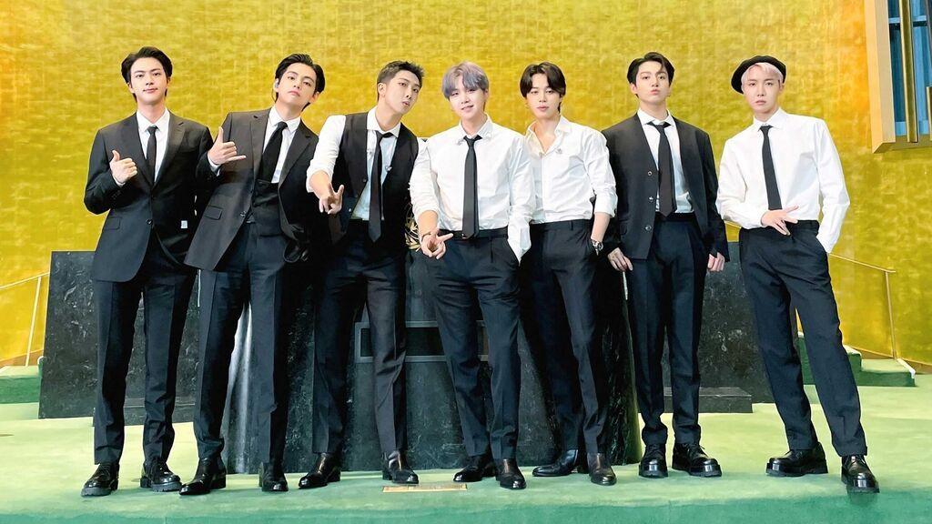 BTS arrasa con su discurso y la actuación de 'Permission To Dance' en la Asamblea de la ONU
