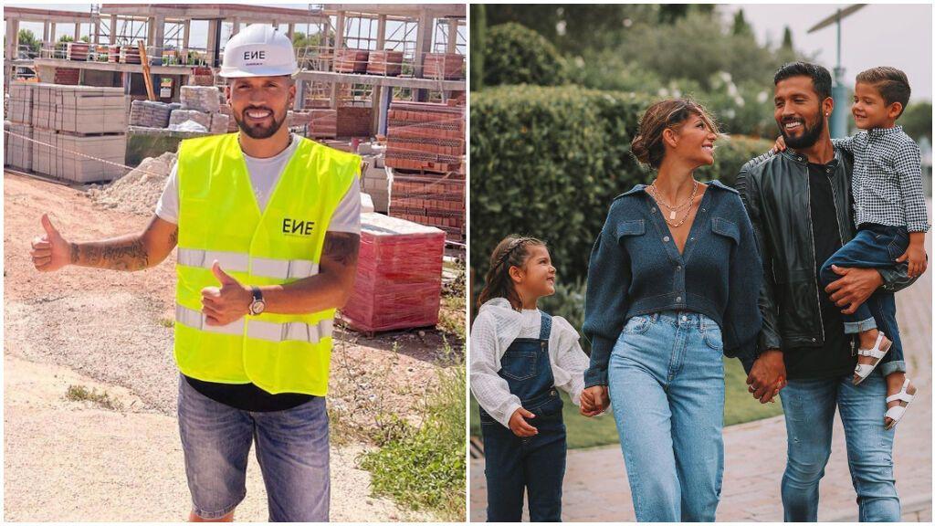 Garay es ahora constructor de viviendas de lujo.