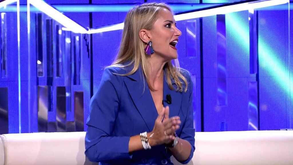 """El estallido de Alba Carrillo contra Miguel Frigenti: """"El que se fue por la puerta de atrás de 'YEM' fue él"""""""