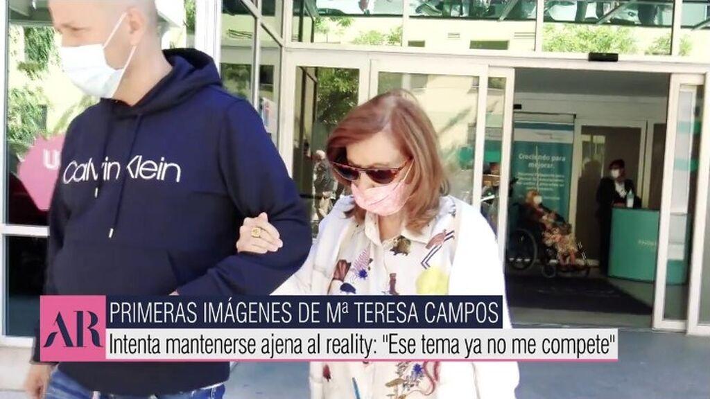 """La reacción de Teresa Campos al vender su mansión por 2,5 millones de euros: """"Ha sacado menos de lo que ella esperaba"""""""