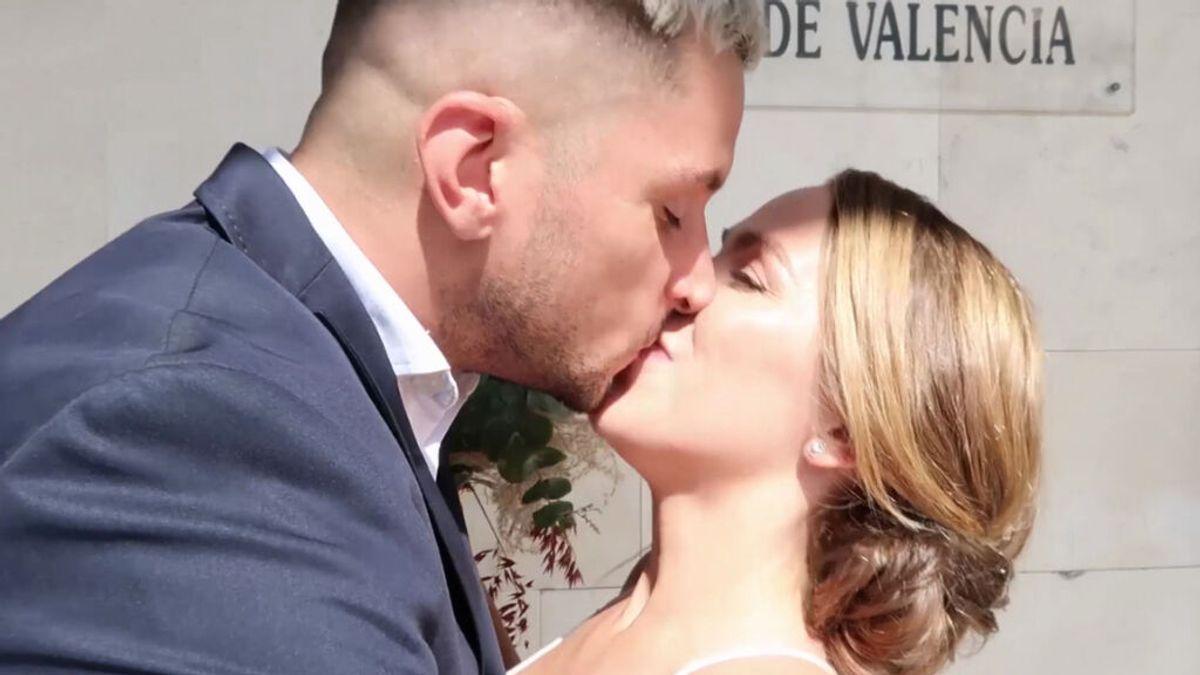 Cronología de la boda de Yoli y Jorge: desde el problema del peinado de la novia hasta así ha sido su emotivo enlace