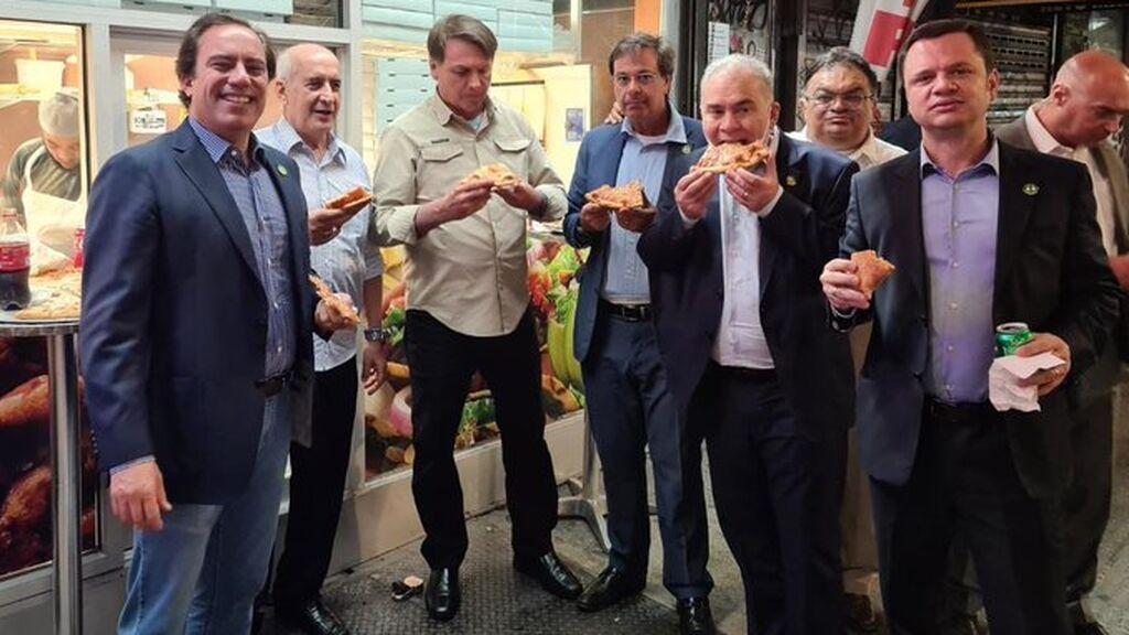 El ministro de Salud de Brasil da positivo por covid en Nueva York