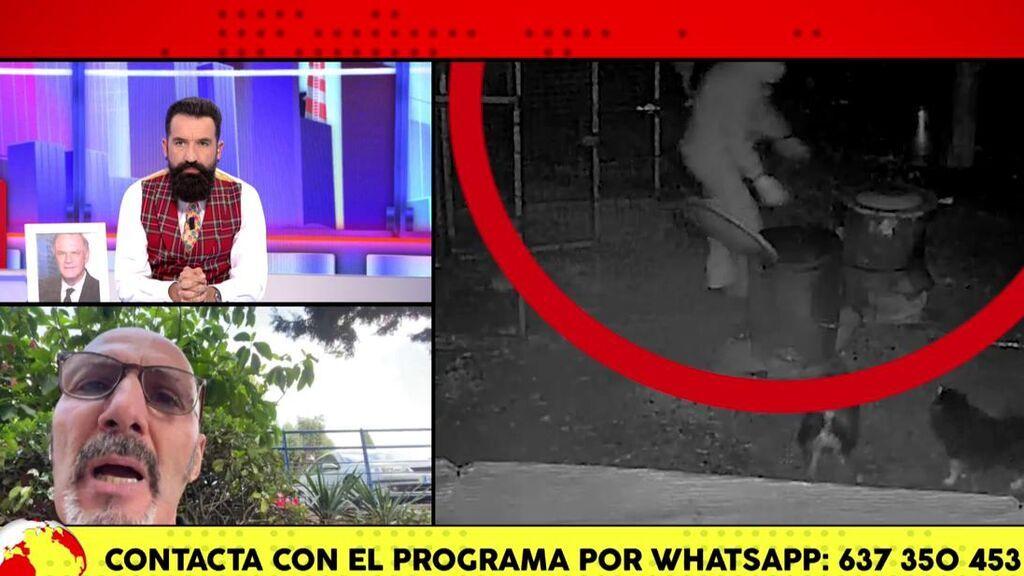 """Vecinos de Coria y La Puebla, desesperado por el robo de perros: """"Doy gracias a Dios por no tener permiso de armas"""""""