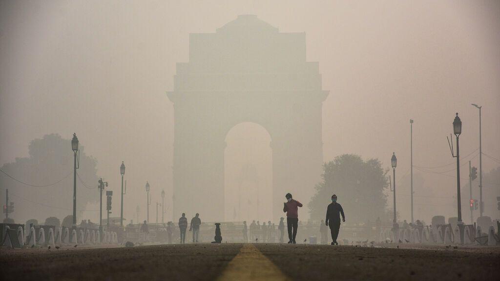 La OMS endurece los niveles máximos de contaminación del aire