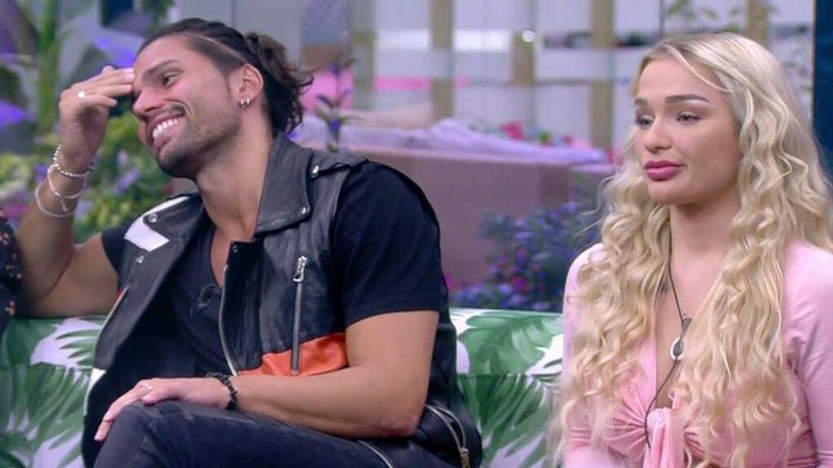 ¡Luca y Emmy son la pareja elegida para bailar en la prueba!