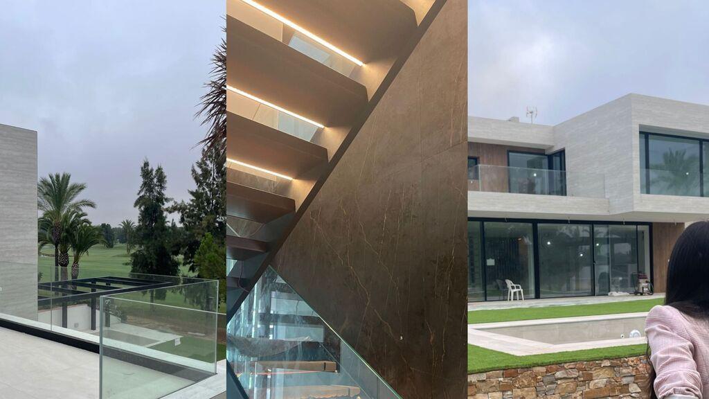 Así es la impresionante casa de María Hernández