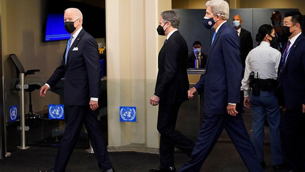 Crisis franco-americana: Blinken y Le Drian no tendrán tête-à-tête en la ONU