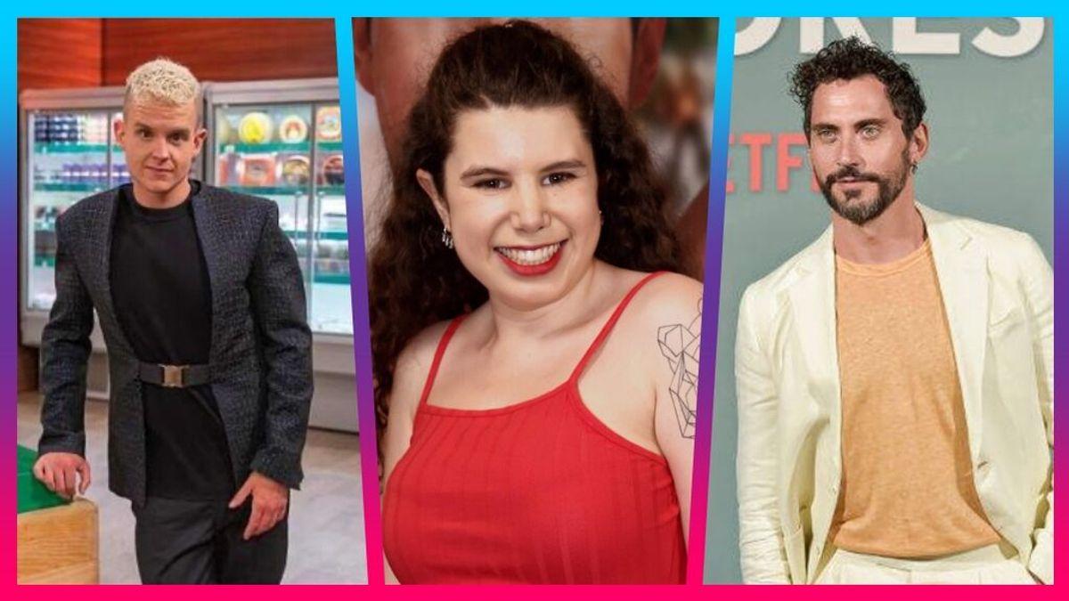 Arkano, Carla Vigo, Paco León… VIPs que han roto el tabú de la bisexualidad