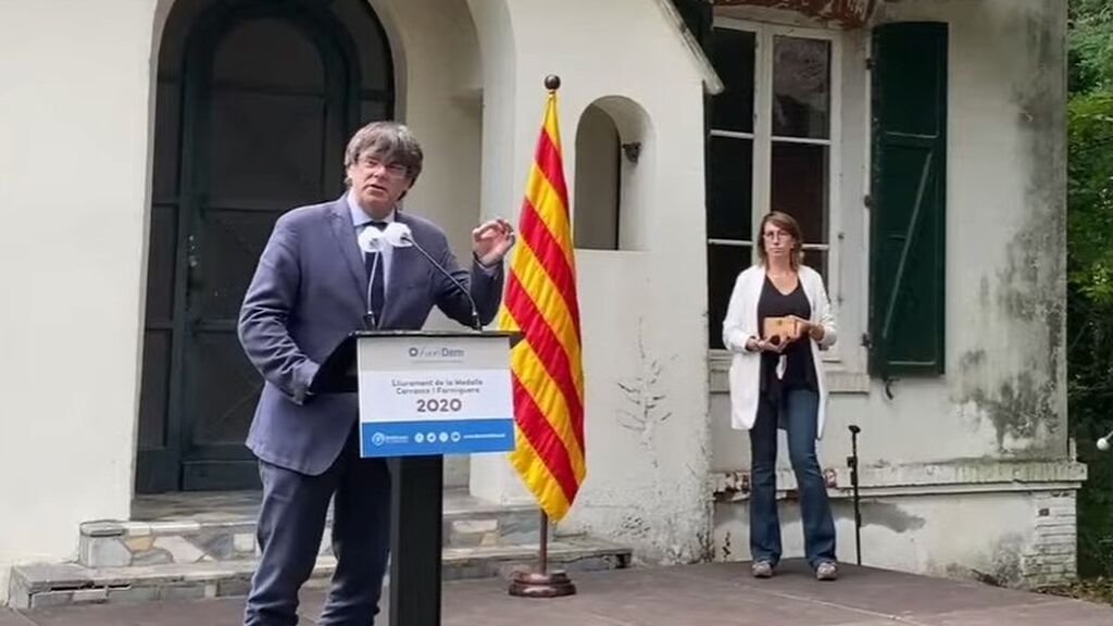 Los jueces de Cerdeña decidirán sobre la extradición de Carles Puigdemont