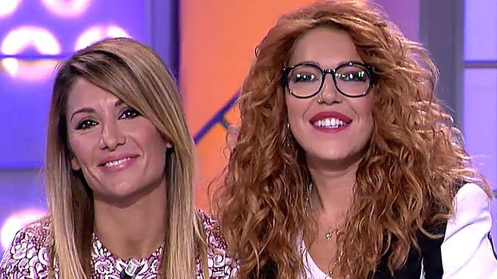 Nagore Robles y Sofía Cristo en 'MyH'