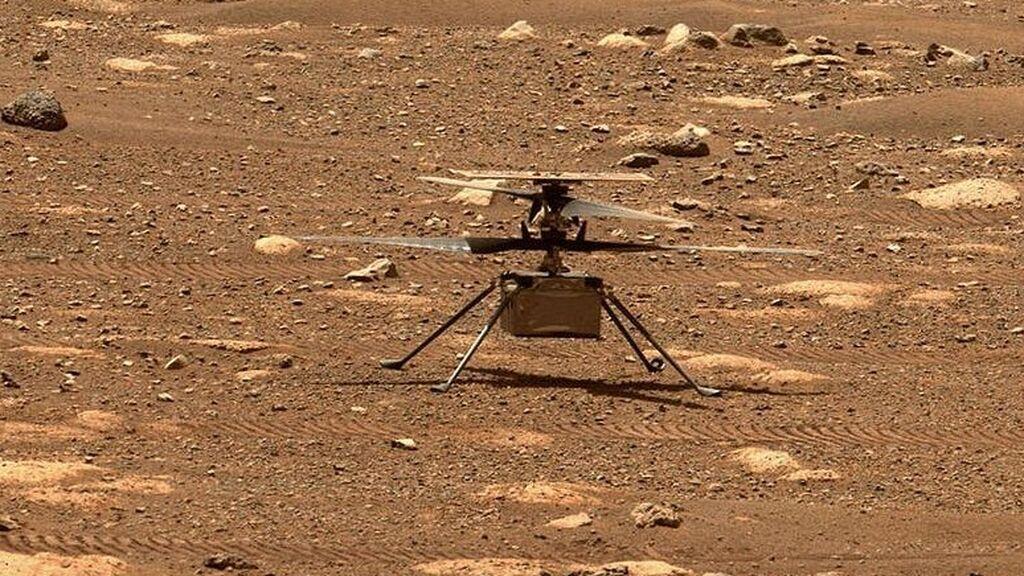 El helicóptero Ingenuity no lo tendrá tan fácil en su próximo vuelo: Marte cambia de estación
