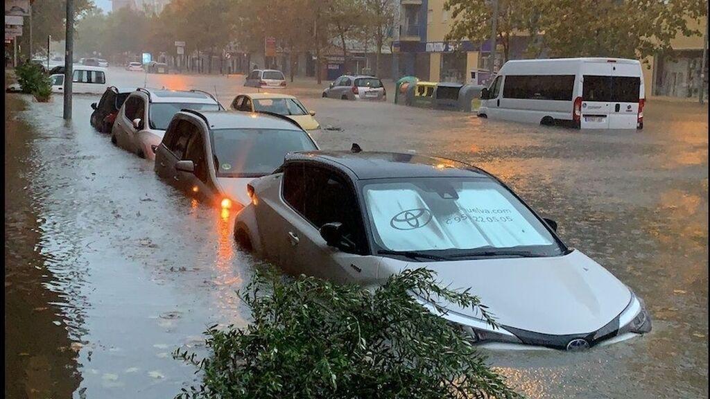 Los estragos de la Dana: las imágenes de las terribles inundaciones en el sur y el Mediterráneo