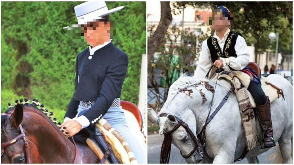 Fallece Jairo Huertas, jinete español de 16 años, tras caerse de su caballo mientras entrenaba