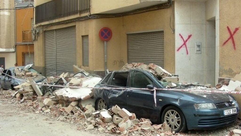La reconstrucción del terremoto de Lorca, el precedente preocupante para las víctimas del volcán