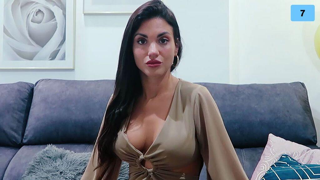 Melodie Peñalver desvela en qué punto está su relación con Beltrán y opina sobre Mayka (2/2)