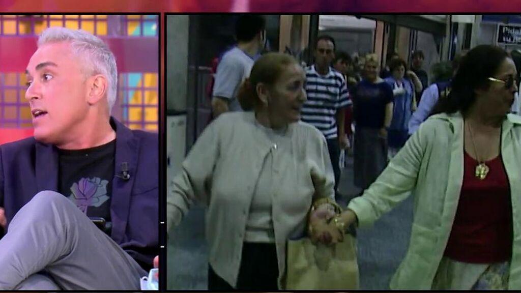 El cabreo de Kiko Rivera al enterarse por Kiko Hernández del preocupante estado de salud de su abuela