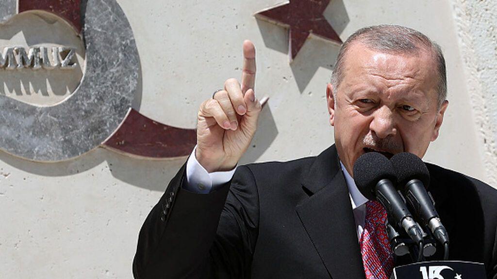 """Erdogan afirma que EEUU """"no está cumpliendo sus obligaciones"""" con los refugiados de Afganistán"""