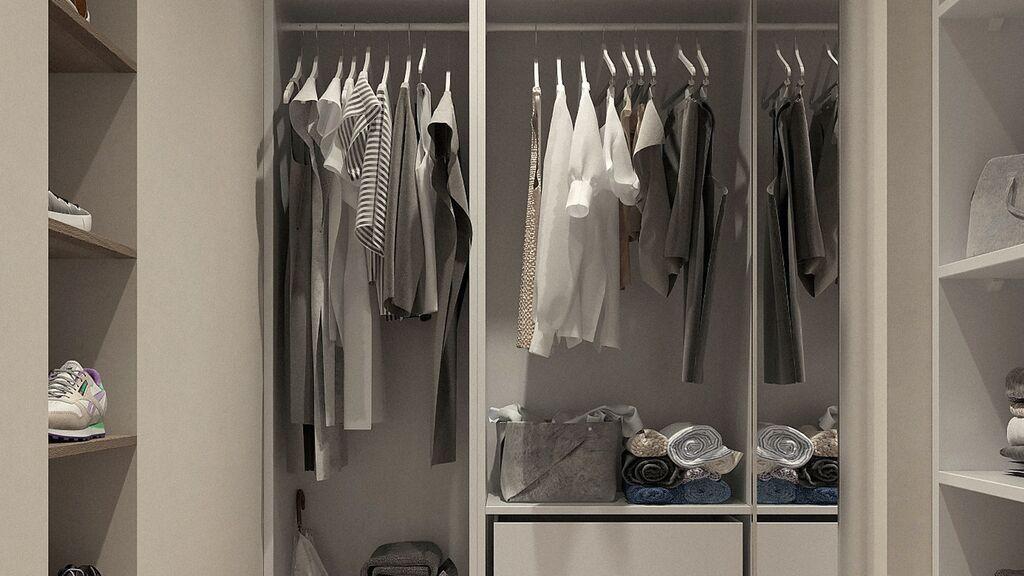 Cambio de armario: cómo y cuándo hacerlo