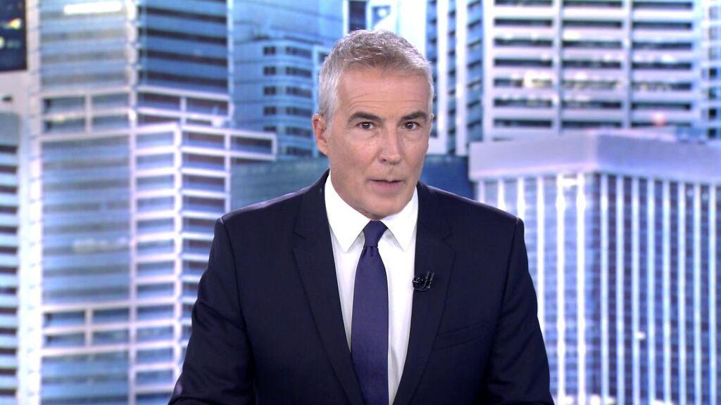 Con David Cantero Informativos Telecinco 2021 Mediodía 23/09/2021