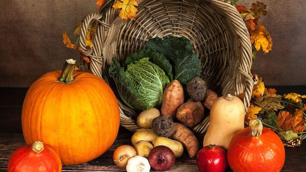 Cinco recetas de otoño