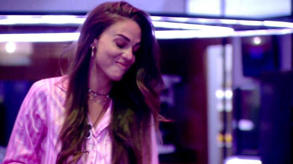 """El sugerente comentario de Canales Rivera a Cynthia: """"Nos quedaron cositas por hacer"""""""