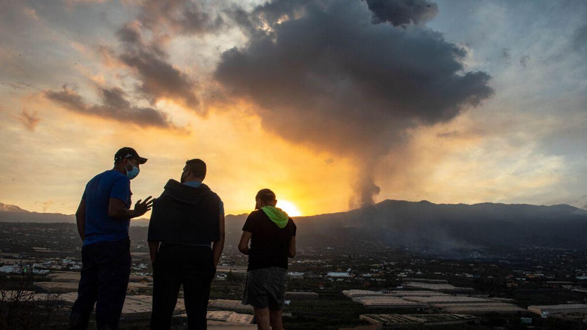 Palmeros de Madrid se organizan para recabar ayuda para los afectados por la erupción en la isla